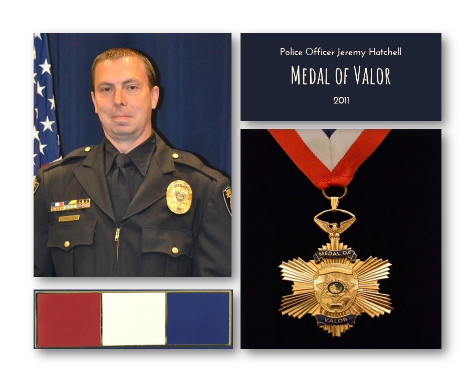 Medal of Valor - 2011 - Hatchell