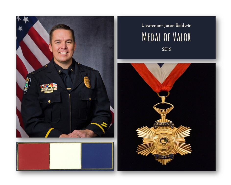 Medal of Valor - 2016 - Baldwin