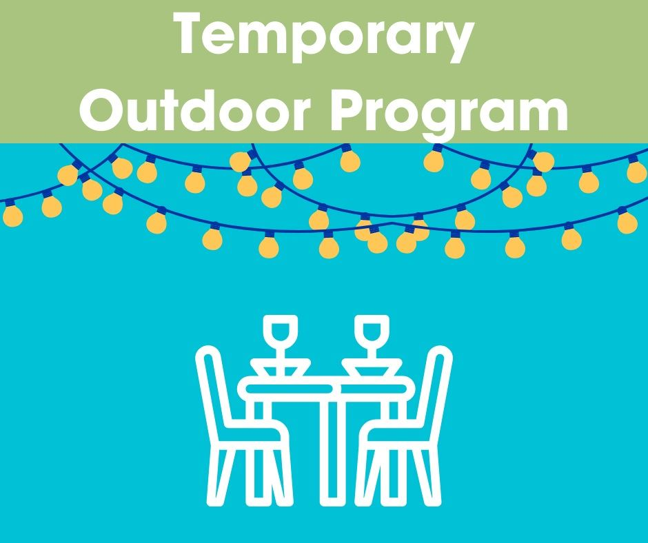 Temporary Outdoor Program
