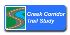 Creek Corridor Trail Study button