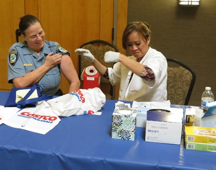 Employee Health Fair - Flu Shots
