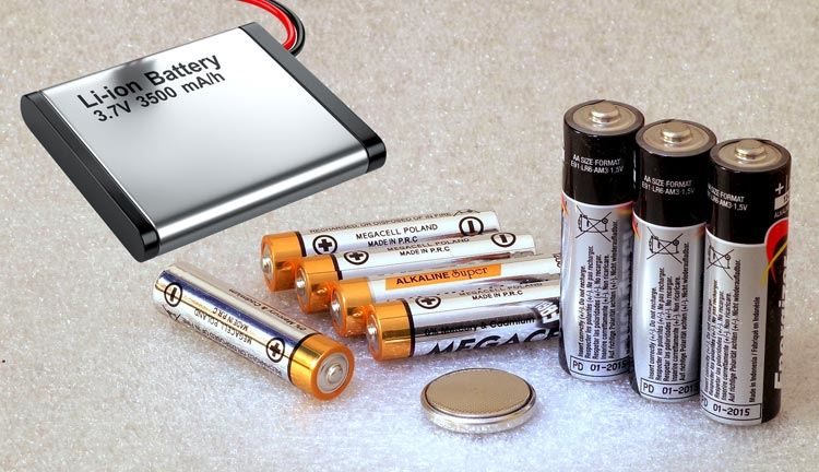Types-of-Batteries
